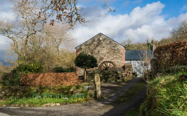 Jean Fry | Huckworthy Mill - Dartmoor