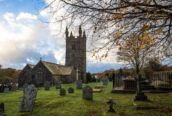 Jean Fry | Sheepstor Church, Dartmoor