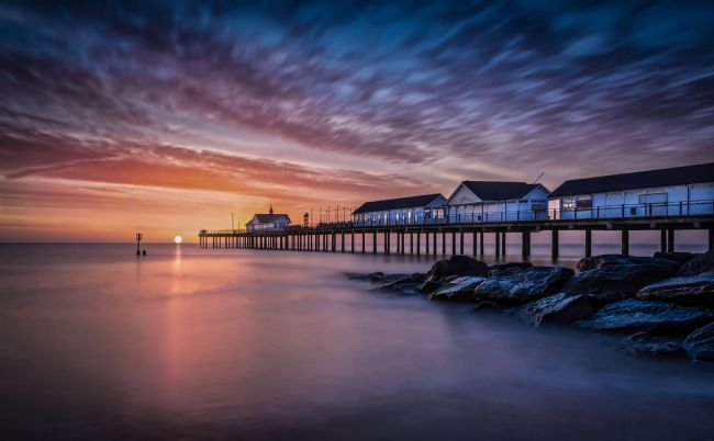 Jan  Murphy | Southwold Sunrise