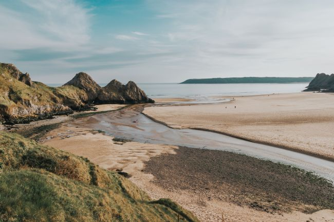 Daniel Davidson | Three Cliffs Bay