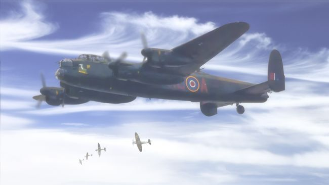 Rob Lester | Lancaster bomber KCA City of Lincoln