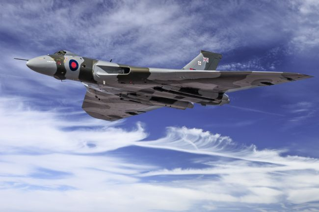 Rob Lester | Avro Vulcan  rules the sky