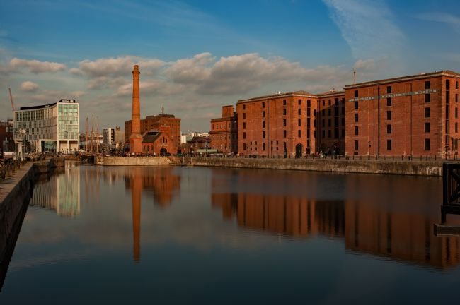 Pete Lawless | Royal Albert Dock the Pump House