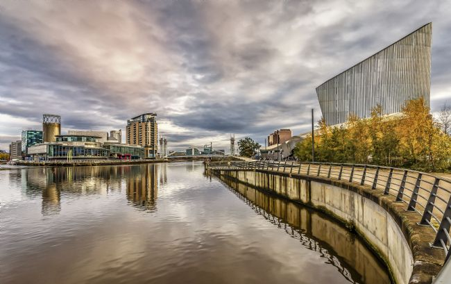 Pete Lawless | Salford Quays