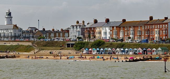 Howard Corlett | Southwold Panorama