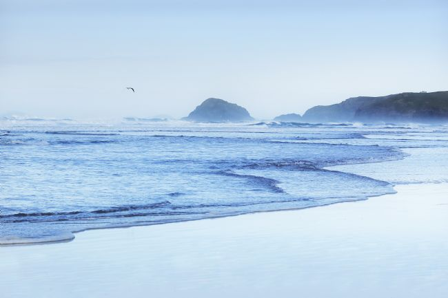 Terri Waters | Perranporth Blue