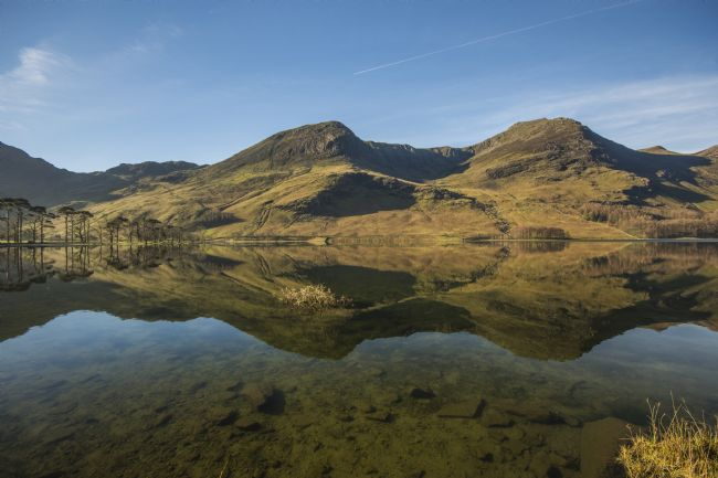 david siggens | Buttermere reflections