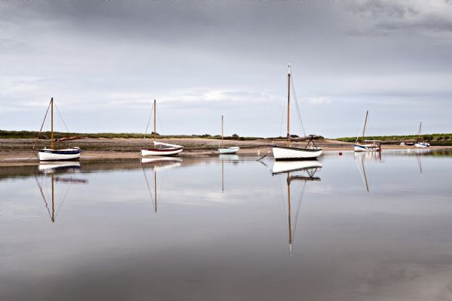 Paul Macro | Burnham Overy Staithe Reflections