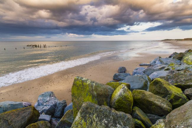 Paul Macro | Calm Before the Storm at Happisburgh