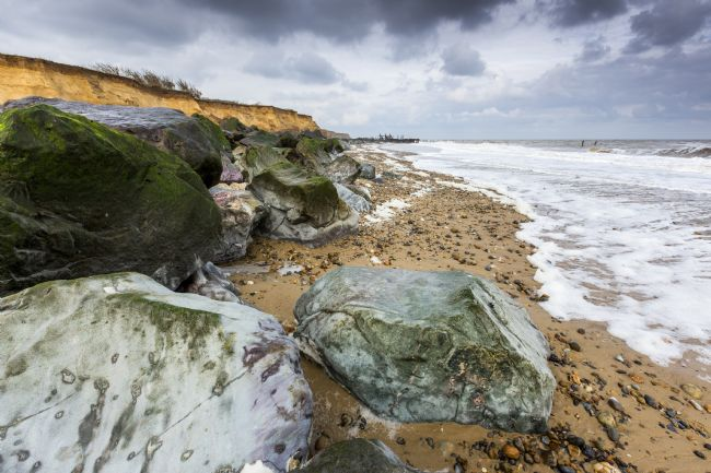 Paul Macro | Happisburgh Beach