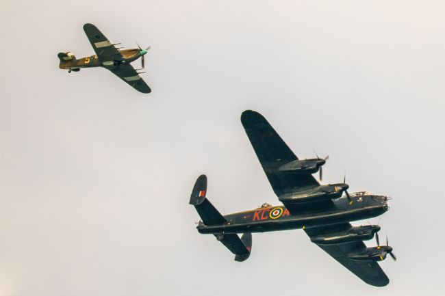 A Blakey | Battle of Britain Memorial Flight