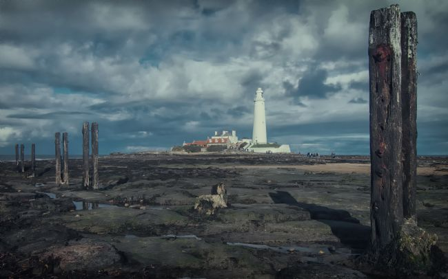 A Blakey | St Marys Lighthouse