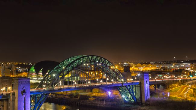 A Blakey | along the tyne