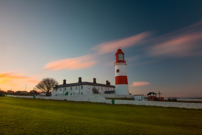 A Blakey | Souter Lighthouse Sunset