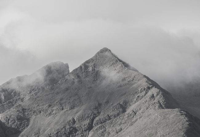 Mark Ingleby | mountains and Cloud