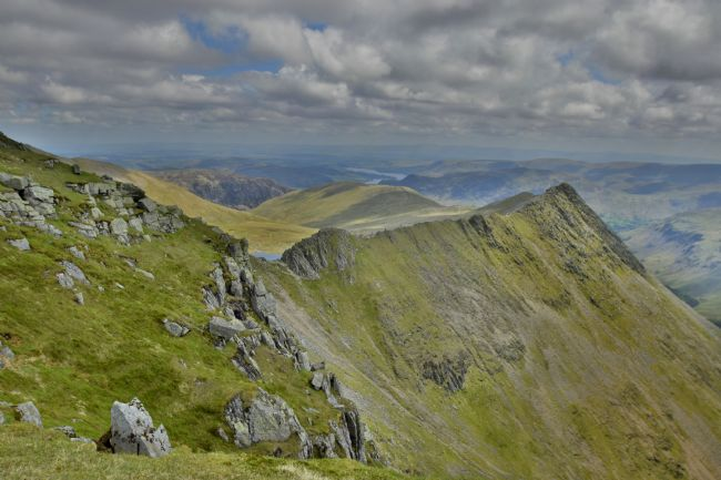 Robert Parsons | The Lake District: Striding Edge