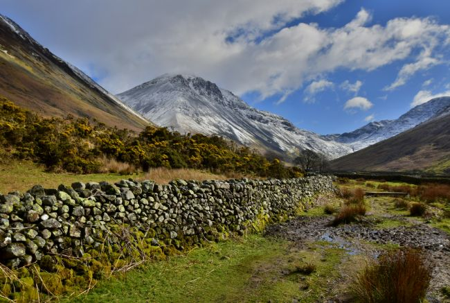 Robert Parsons | The Lake District: Heading to Great Gable