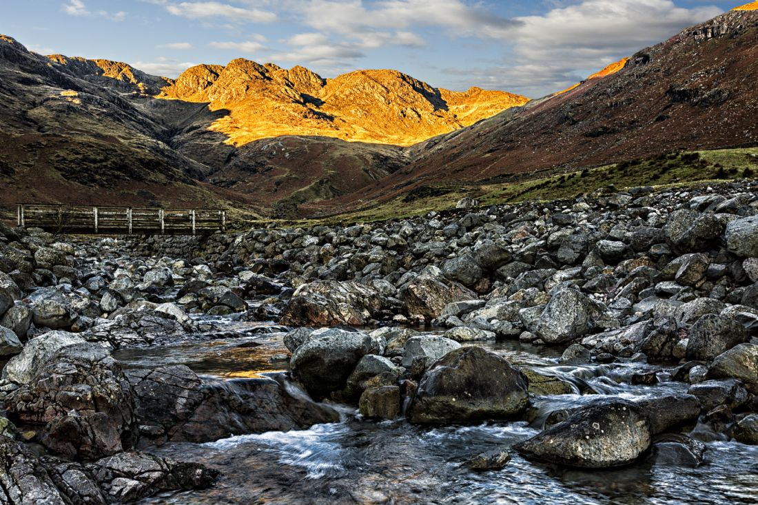 Reg Atkinson | Crinkle Crags And Great Knott