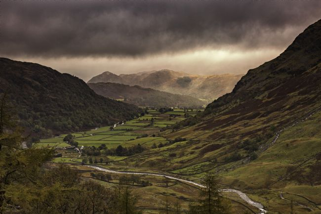 Reg Atkinson | Borrowdale Valley