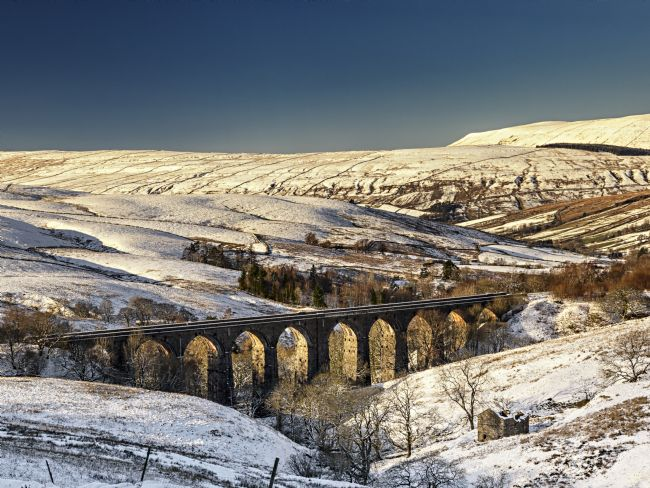 Reg Atkinson | Dent Head Viaduct
