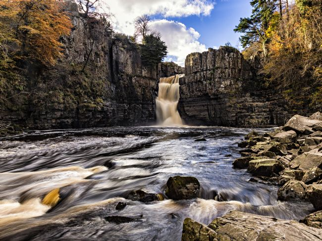 Reg Atkinson | Autumnal High Force