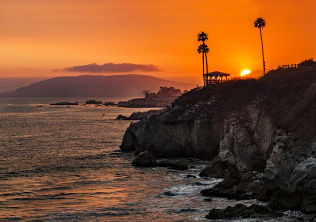 Reg Atkinson | Pismo Sunset - California