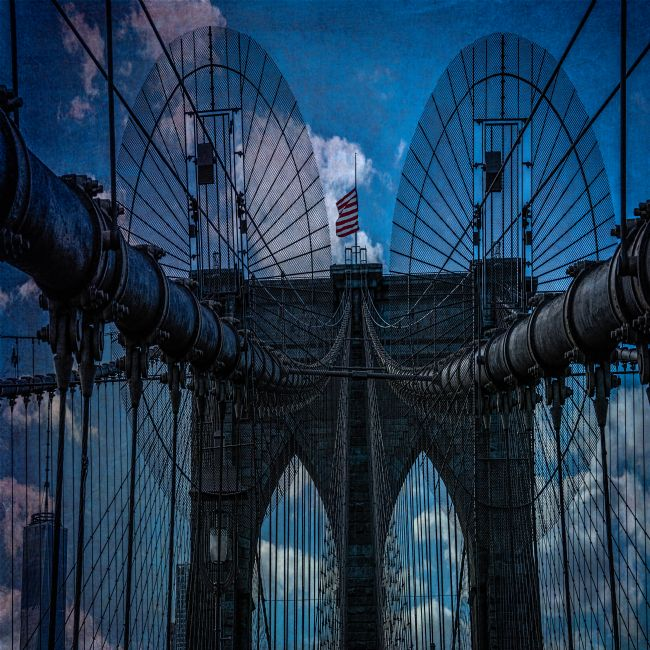 Chris Lord | Brooklyn Bridge Webs