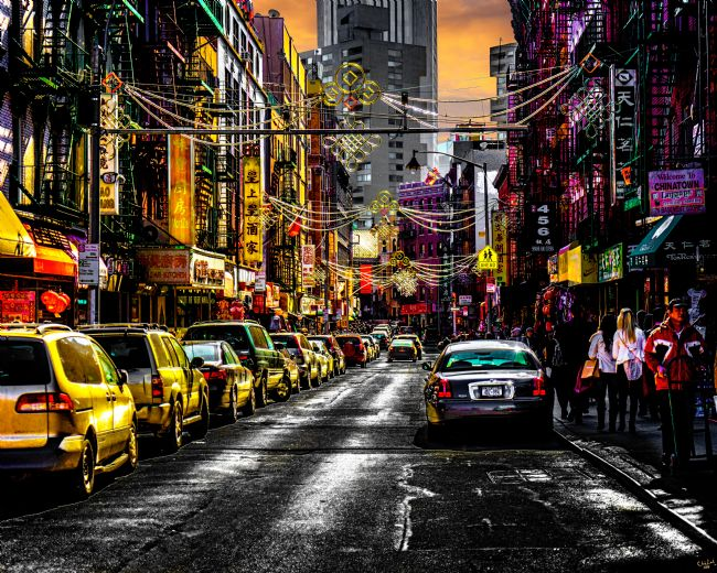 Chris Lord | Afternoon In Chinatown