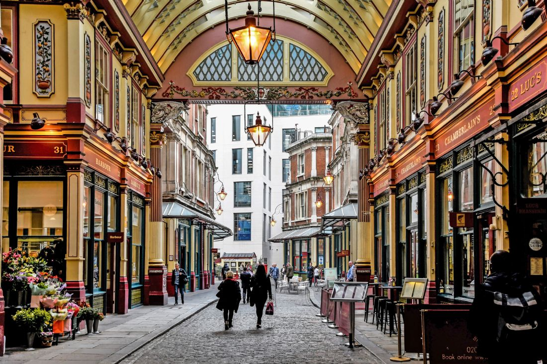 Mike Carroll | Leadenhall Market, London