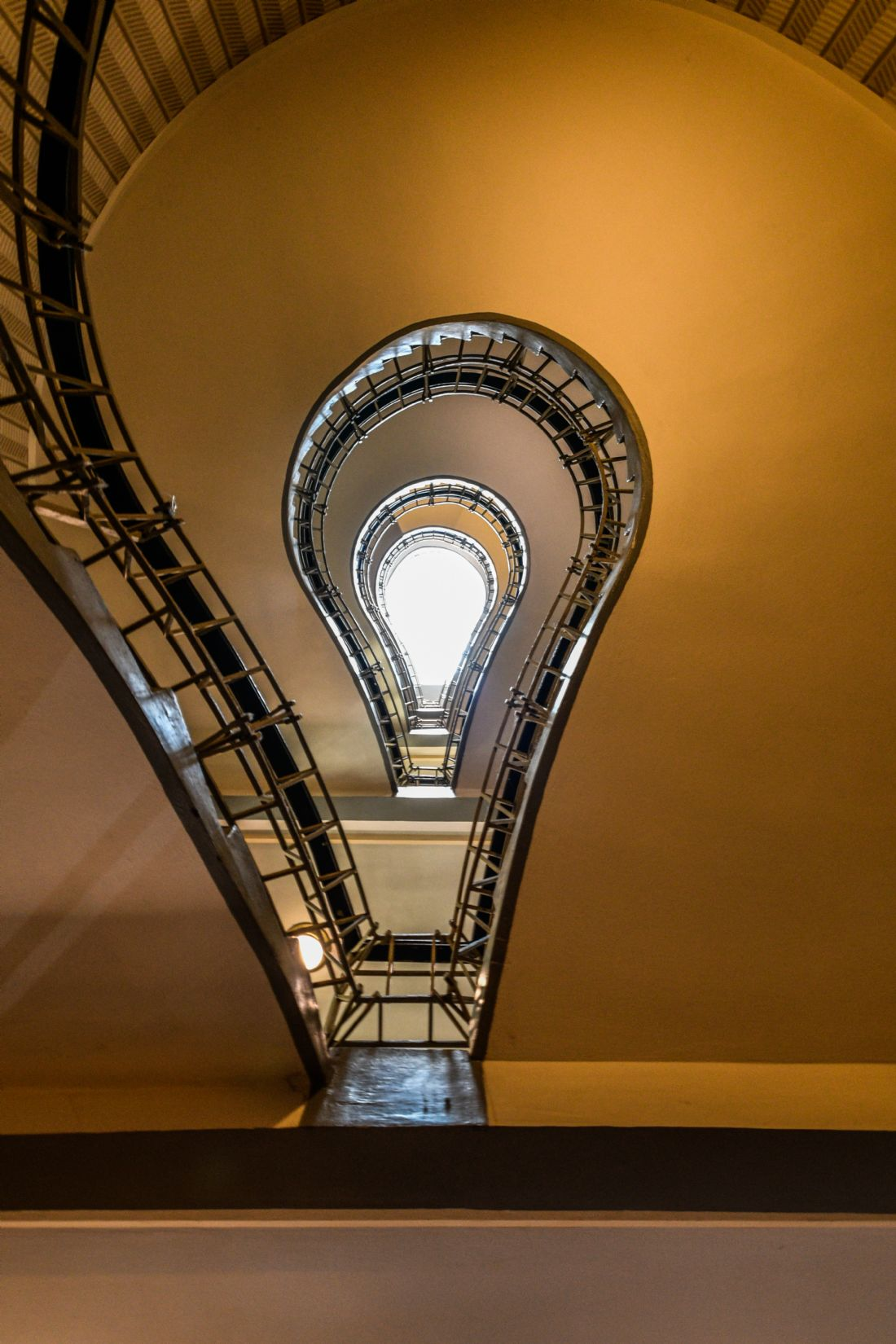 Mike Carroll | The Light Bulb Staircase