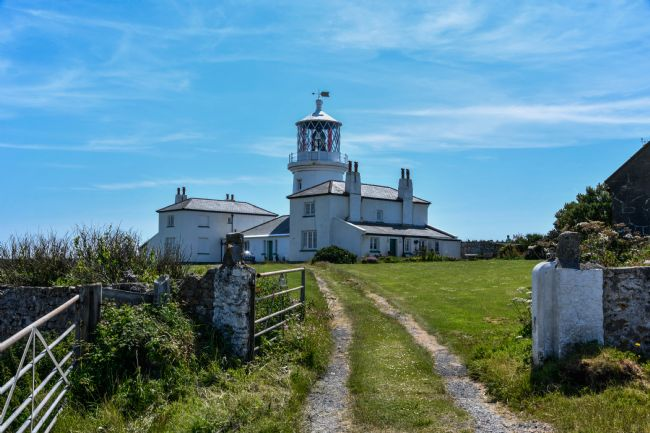 Mike Carroll | Caldey Island Lighthouse
