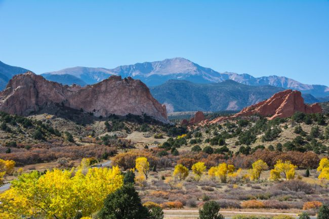 Mike Carroll | Garden of the Gods, Colorado