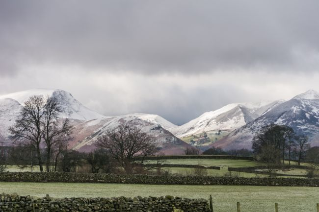 Mike Carroll | Lake District Winter