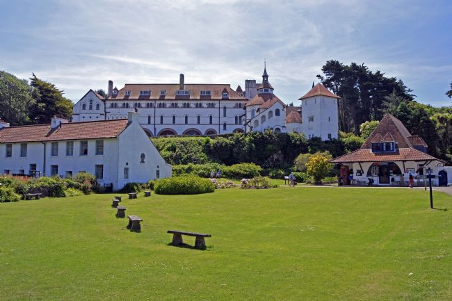 Mike Carroll | Caldey Abbey