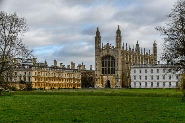 Mike Carroll | King's College cambridge