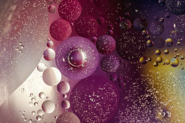 Mike Carroll | Abstract Bubbles (3)