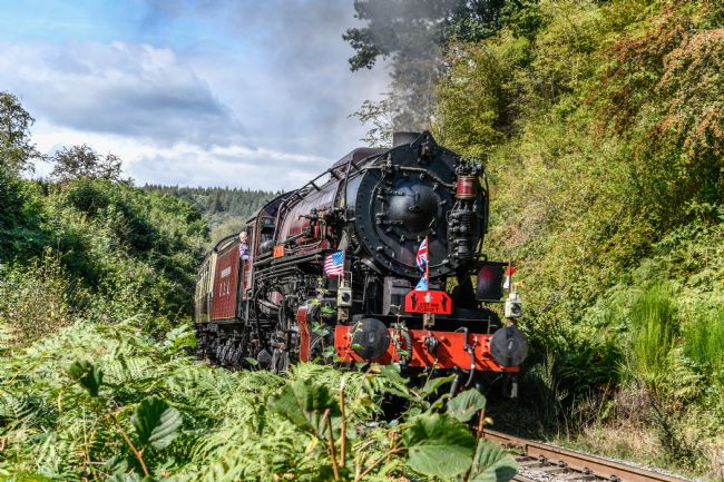 Mike Carroll | Omaha near Goathland on the NYMR