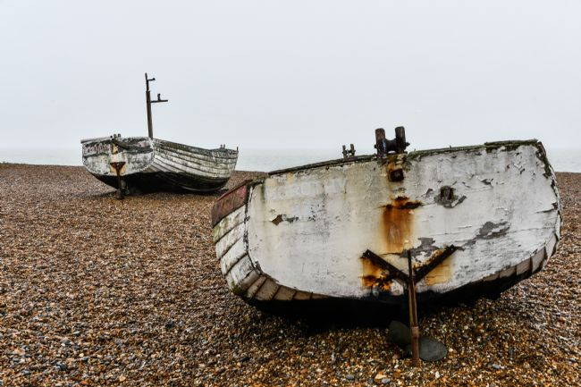 Mike Carroll | Beached boats