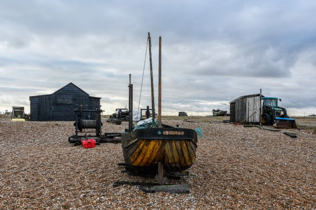 Mike Carroll | Dungeness Beach