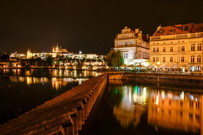 Mike Carroll | Prague Reflections