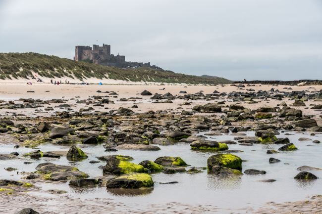 Mike Carroll | Bamburgh Castle, Northumbria