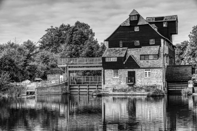 Mike Carroll | Houghton Mill Mono