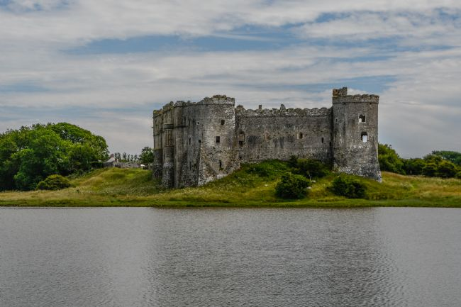 Mike Carroll | Carew Castle