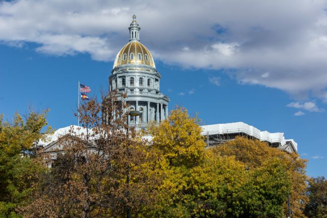 Mike Carroll | Colorado State Capitol