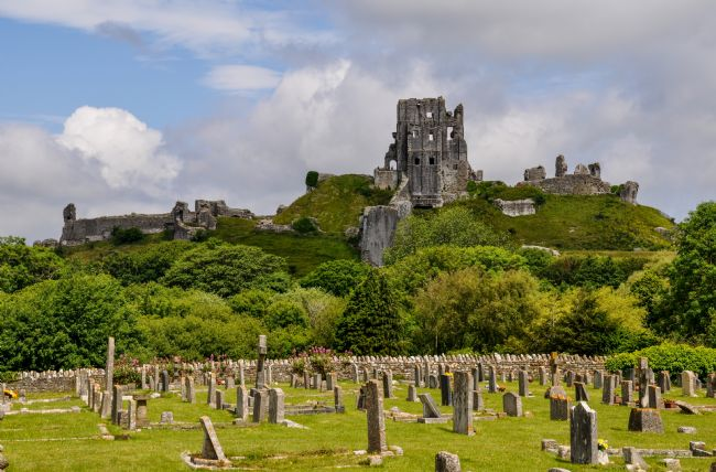 Mike Carroll | Corfe Castle