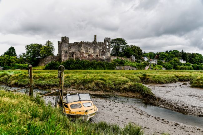 Mike Carroll | Laugharne Castle