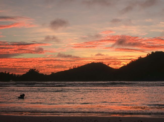 Mark Stinchon | Sunset Mahe Seychelles