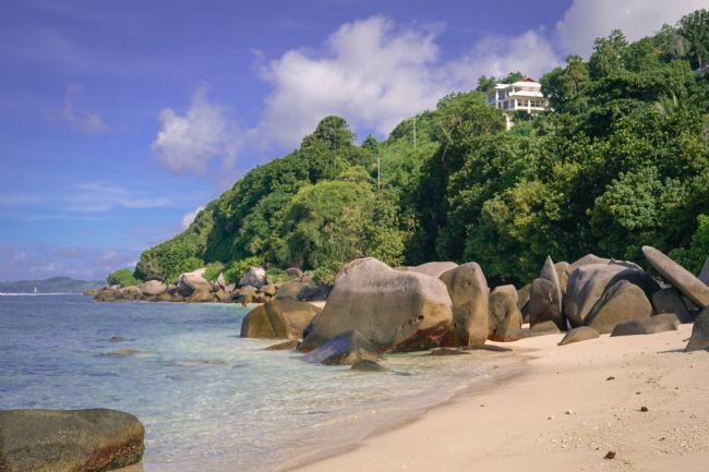 Mark Stinchon | Seychelles Beach Landscape