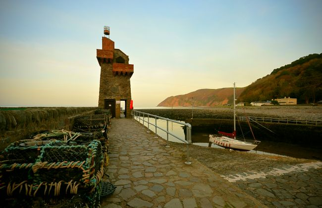 Graham Carnduff-Youngg | The Rhenish Tower at Lynmouth