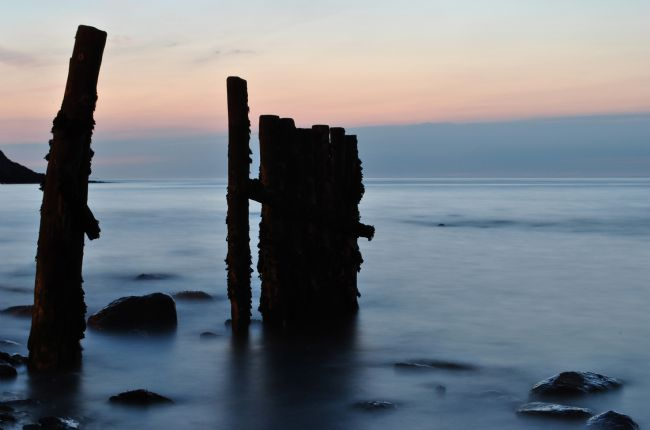 Graham Carnduff-Youngg | After Sunset at Lynmouth